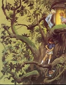enid blyton the faraway tree