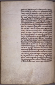 medieval page
