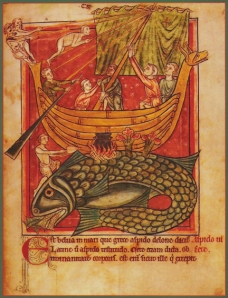 whale in norse mythology