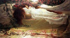 Thomas Ralph Spence Sleeping Beauty