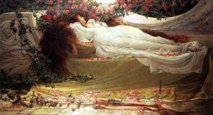 Thomas Ralph Spence Sleeping Beauty