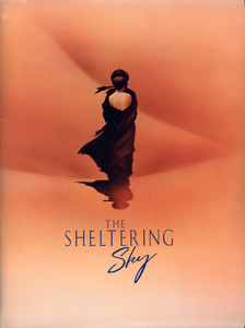 the sheltering sky essay Behind the sheltering sky is a vast dark universe, and we're just so small ― paul bowles, the sheltering sky paul bowles masterpiece reminds me of some alternate, trippy, version of fitzgerald's tender is the night , but instead we see the other side of the mediterranean.