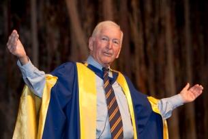 University of Canberra Graduation Ceremony