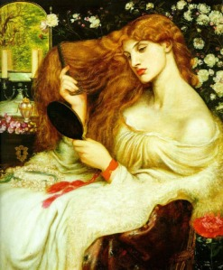 Rossetti_Lady_Lilith_1863-73