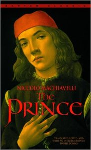 """A prince never lacks legitimate reasons to break his promise."""